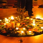 Scenes from a Mindfulness Retreat: Ritual