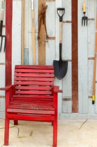 Chair and Tools