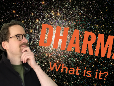"""What is """"Dharma""""?"""