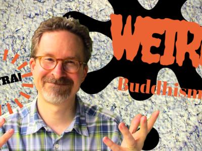 Vlog: Cults and Weird Buddhism