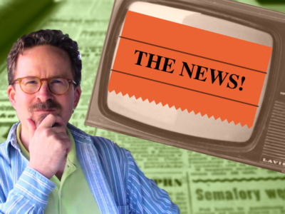 Three Strategies for Watching the News