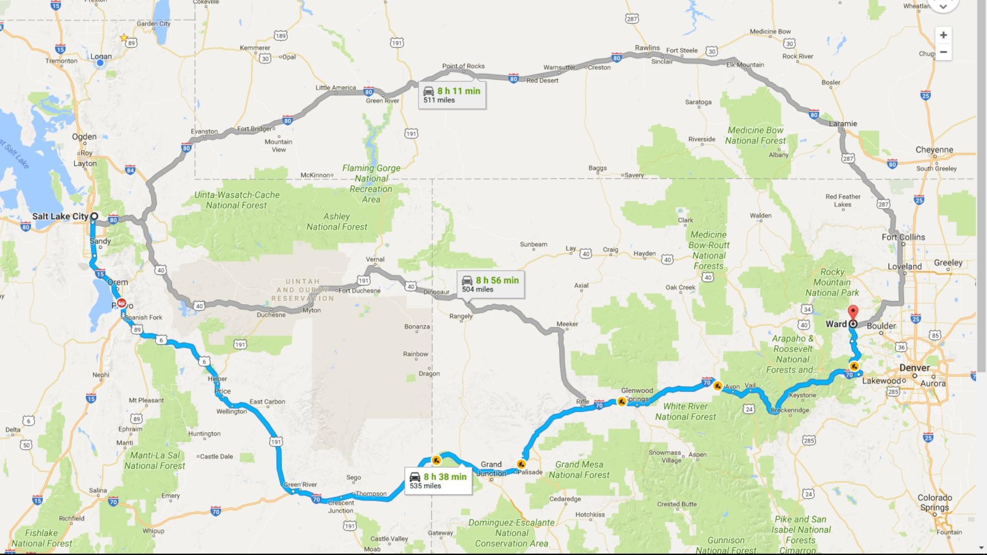 Map Usa Denver Colorado Maps Of USA Where Is Colorado Location Of