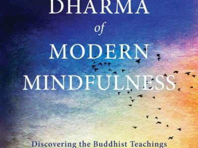 The Dharma of Modern Mindfulness:  A Review